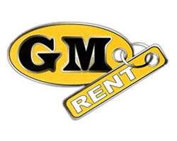 Logo GM Motor Rent
